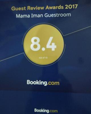 Mama Iman Guestroom