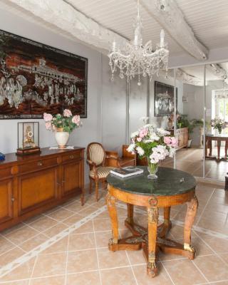 Chambres d'hôtes - Les Palmiers