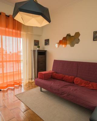 Apartamento São Pedro do Estoril - Vista Mar