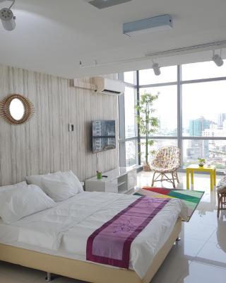 The Garden apartment at Kuala Lumpur