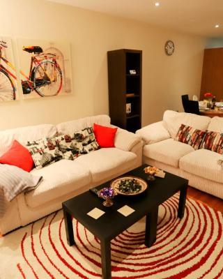ICC/Arena Birmingham Canal Luxury Apartments