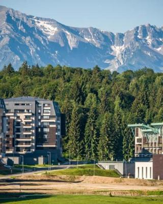 Luxury Mountain Apartment