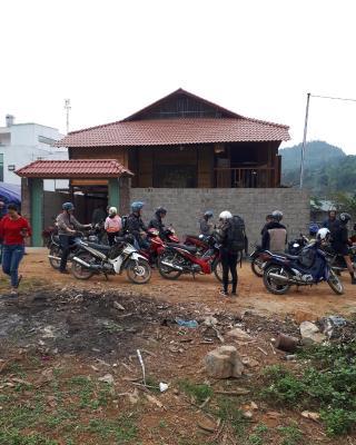 Linh Hostel Motorbike