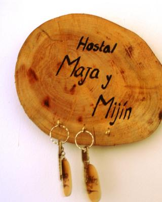 Maja y Mijín