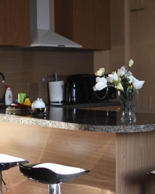 Ligatne's apartment
