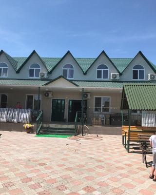 Guest house on Pushkina