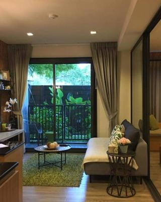 Rain Condo Ground Floor Cha-am Hua Hin