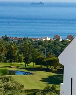 Mar y golf
