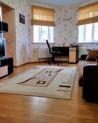 Apartments on Parkhomenko 8