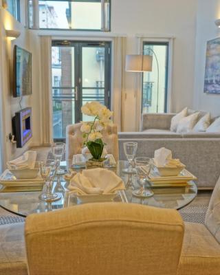 Wild Swan Penthouse Apartment Marina