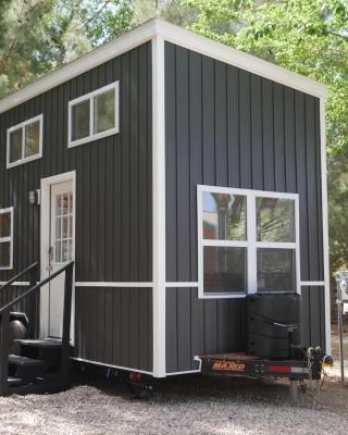 "Hygge Tiny Home. (""HUE-gah"")"