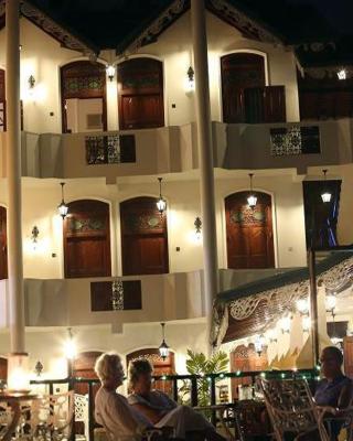The Villa Hotel