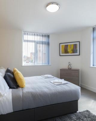 Smartapart Serviced Apartments Loughborough
