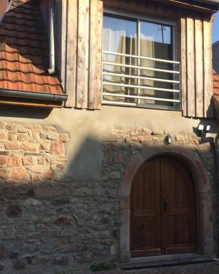 Gîte à Andlau