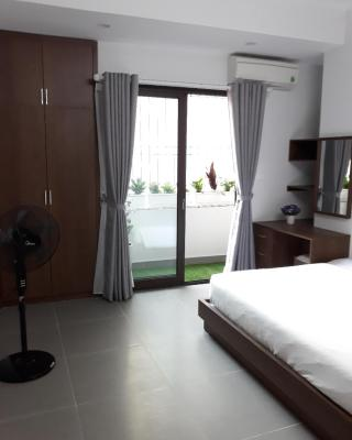 Blue Home Serviced Apartment Hanoi