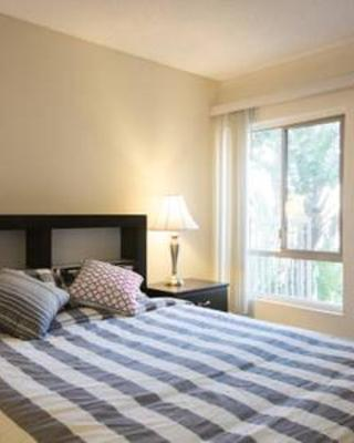 Private bedroom and bathroom in the shared two bedroom apartment - PRIVATE MASTER BEDROOM