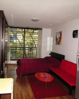 Beautiful & well-located studio with a balcony!