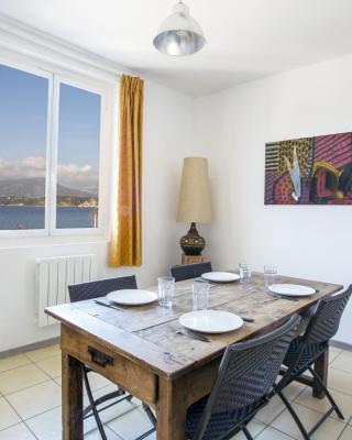 Two Bedrooms Apartment Sea View - Dodo et Tartine