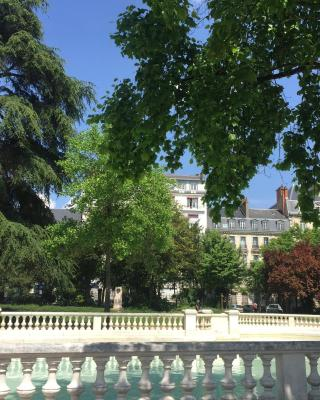 Le Jardin Darcy Hyper centre gare-ville