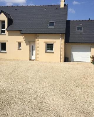 Maison proche Mt St Michel et St Malo
