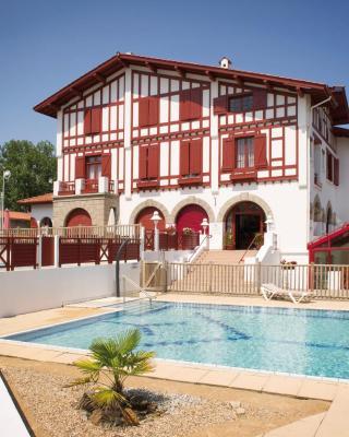 Hôtel Vacances Bleues Orhoïtza