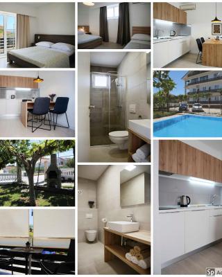 Apartments and Rooms Bozena
