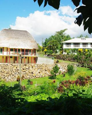 Samoan Highland Hideaway