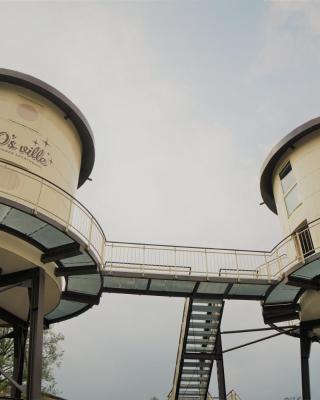Themenhotel 50's Ville Motel