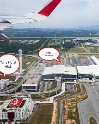 Tune Hotel klia2, Airport Transit Hotel