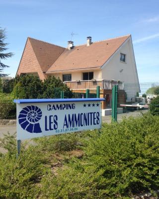 Camping les Ammonites