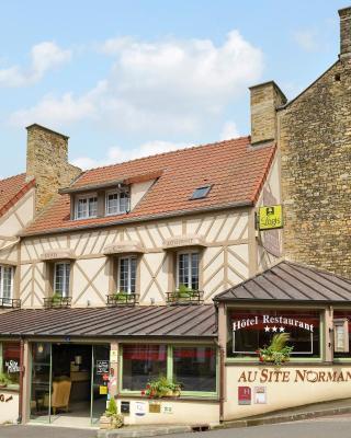Logis Hotel Au Site Normand