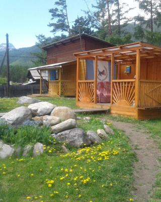 Farm stay on Gagarina 7