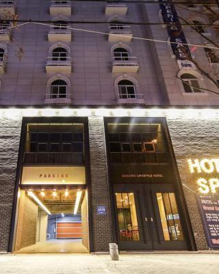 Hotel the spot
