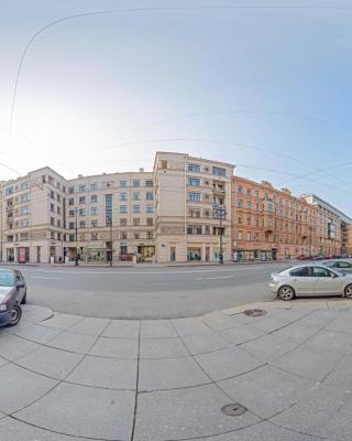 Mini-hotel TUMAN Nevskiy 168