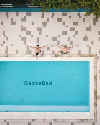 BaobaBed Hostel Bagan@ Bagan May
