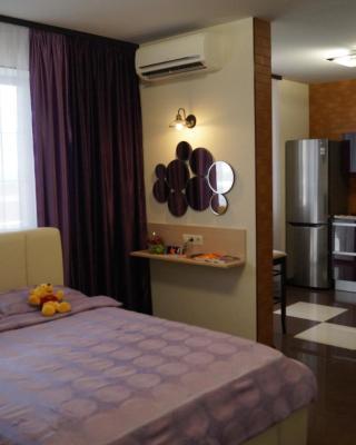 Apartment on Oboronnaya 29