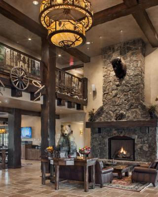 Country Inn & Suites by Radisson, Kalispell, MT - Glacier Lodge
