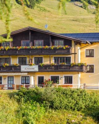 Almhaus Alpenrose