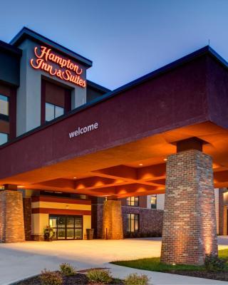 Hampton Inn & Suites/Pittsburg/Kansas Crossing