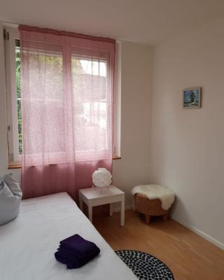 Gästezimmer in Dornach am Goetheanum