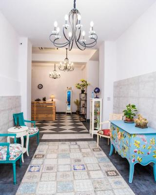 Tbilisi Blue Doors Hostel & Hotel