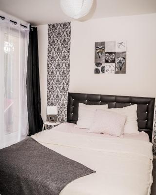 Bel appartement privé proche Paris