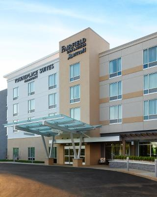 Fairfield Inn & Suites By Marriott Louisville Northeast