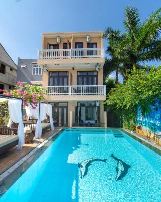 Villa VIP Garden and Pool