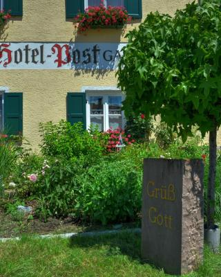 Hotel zur Post garni