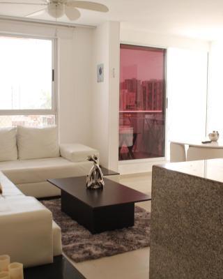 Apartamento de lujo en la zona norte de la ciudad