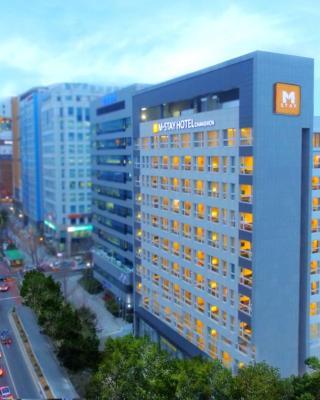 엠스테이 호텔 창원