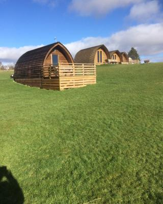 Loch Shin Luxury Pods