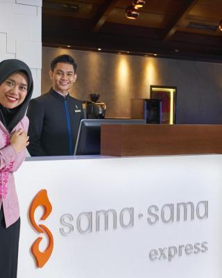 Sama Sama Express KLIA (Airside Transit Hotel)