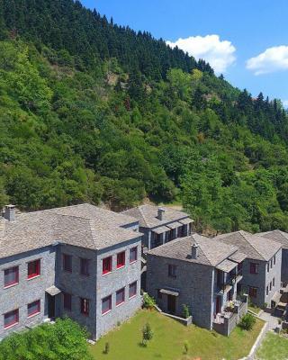 Rouista Tzoumerka Resort